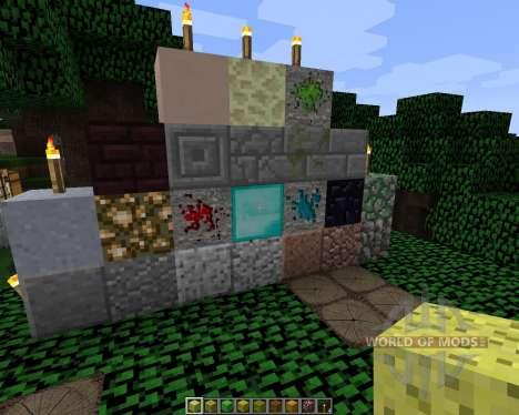 Tim10erys Réaliste [128х][1.8.1] pour Minecraft