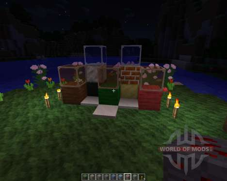 WoM SMP [16x][1.7.2] pour Minecraft