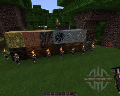 Hammerite [64x][1.7.2] für Minecraft