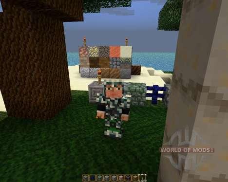 Alvorias Sanity [16x][1.8.1] pour Minecraft