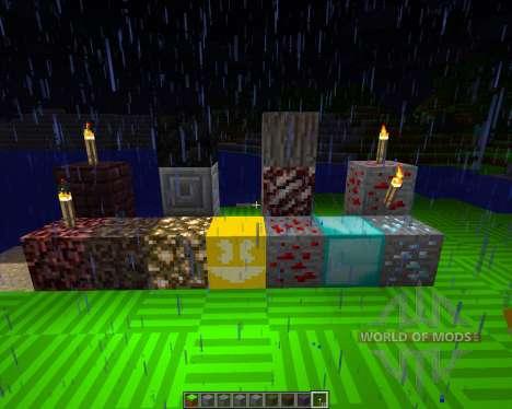 The Games Pack [16x][1.8.1] für Minecraft