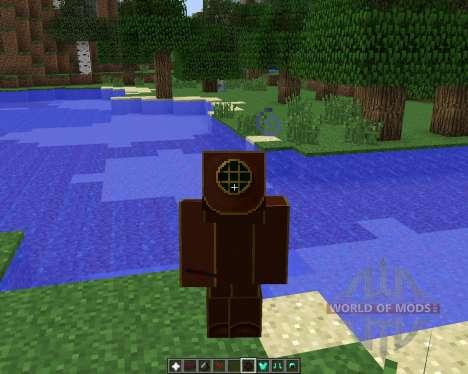 Shipwrecks [1.7.2] pour Minecraft