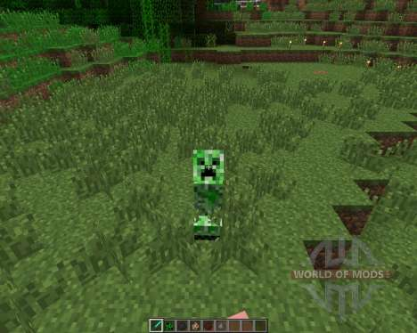 Morphing [1.6.2] pour Minecraft