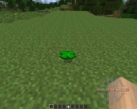 Magic Clover [1.7.2] pour Minecraft
