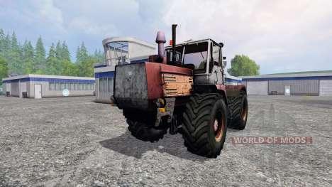 T-150K v2.0 pour Farming Simulator 2015