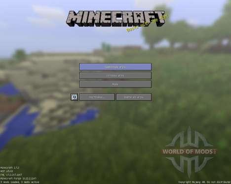 Minecon [16x][1.7.2] pour Minecraft