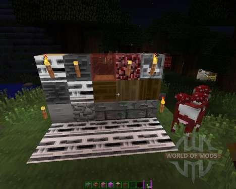Bucket Respurce [16x][1.7.2] pour Minecraft