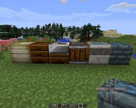 HarvestCraft [1.6.2] für Minecraft