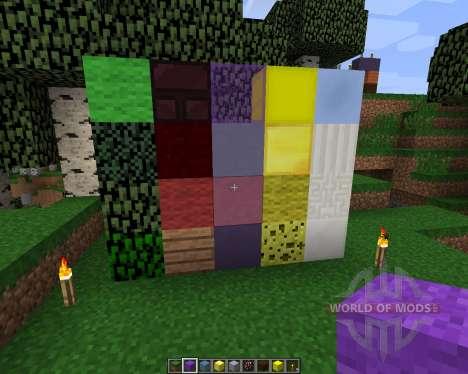Plix Texture Pack [16x][1.8.1] pour Minecraft