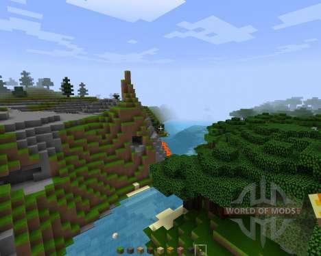 VerySimple [32x][1.7.2] für Minecraft