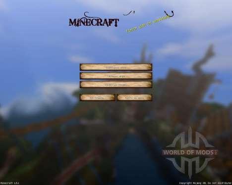 Moray Medieval-Victorian [256x][1.8.1] für Minecraft