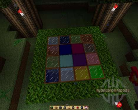 CrystaCraft [32x][1.7.2] pour Minecraft