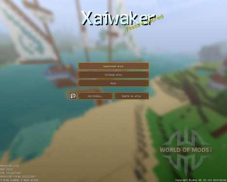 Xaiwaker [32x][1.7.2] für Minecraft