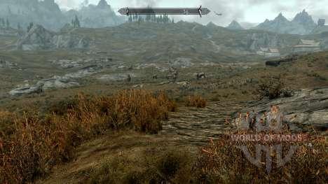 Réalistes, les animaux et les prédateurs [1.38] pour Skyrim deuxième écran