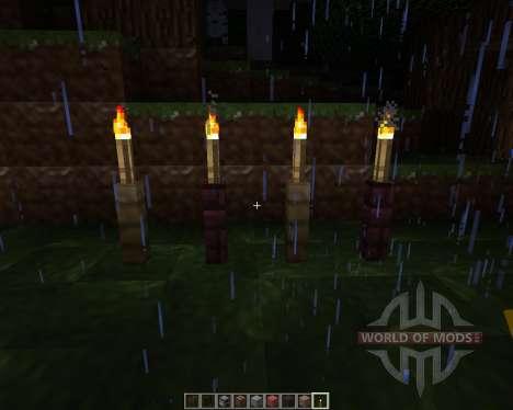 Die Bessere Texturen [64х][1.8.1] für Minecraft