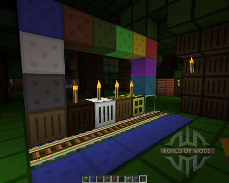 Blocky Craft [16x][1.7.2] für Minecraft