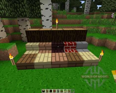 Flat-Craft [32x][1.7.2] für Minecraft