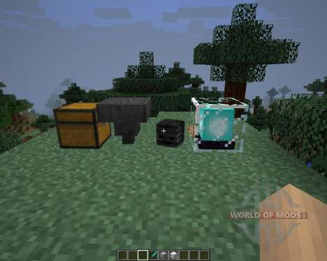All-U-Want [1.7.2] pour Minecraft