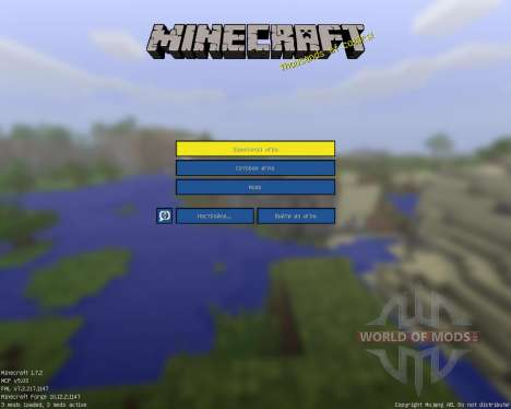 Minecraft Texture Pack MrPlay [1.7.2] [16x] pour Minecraft