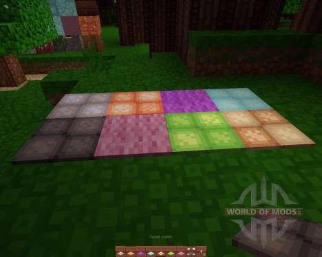 Quadral [16x][1.8.1] pour Minecraft