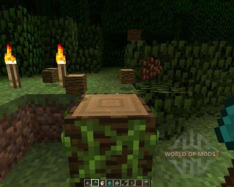 TreeCapitator [1.6.2] pour Minecraft
