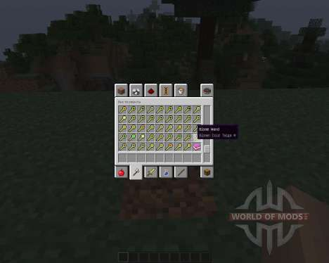 Biome Wand [1.7.2] pour Minecraft