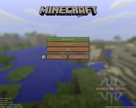 LumberCraft [16x][1.7.2] für Minecraft