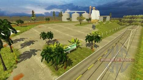 Minas v3.2 pour Farming Simulator 2015