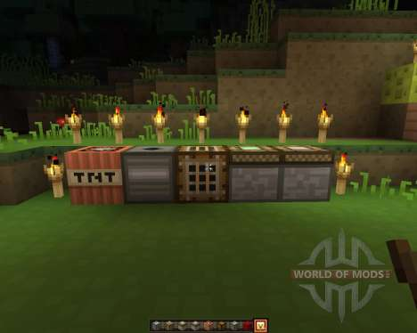 Smoothic [16x][1.8.1] pour Minecraft