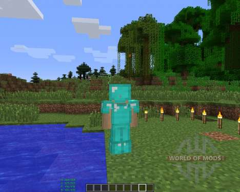 Show Durability 2 [1.6.2] pour Minecraft