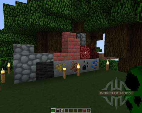 Peace Dimension [32x][1.7.2] pour Minecraft