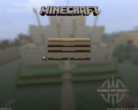 RuneScape Texture [64x][1.8.1] pour Minecraft