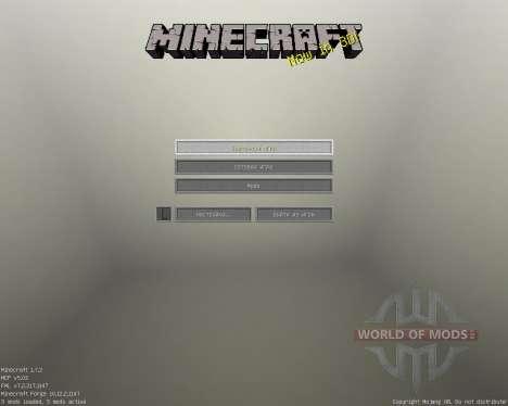 Realm of Idnia [64x][1.7.2] pour Minecraft