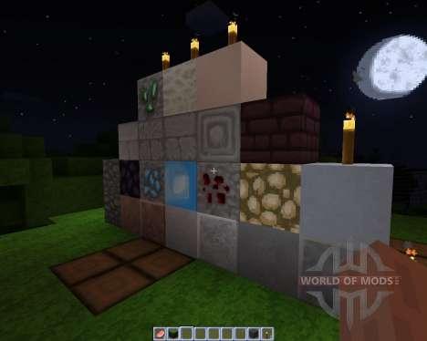 ProZeth [32х][1.8.1] für Minecraft