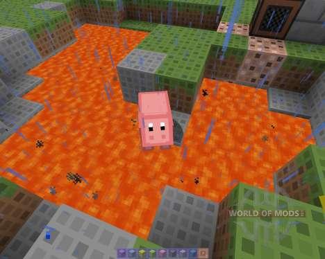 SimpliX [16х][1.8.1] pour Minecraft