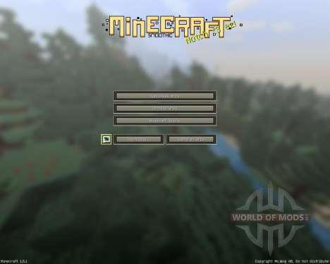 Jalele HD [32x][1.8.1] pour Minecraft