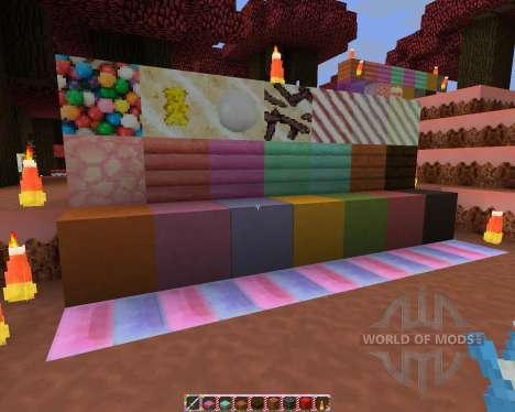 SugarPack [32x][1.7.2] pour Minecraft