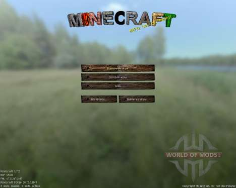 Ravands realistic [32x][1.7.2] pour Minecraft