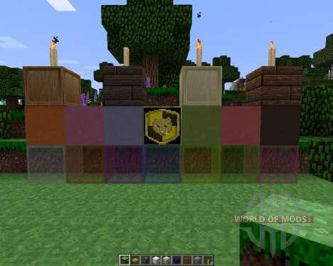 Albus [32x][1.7.2] pour Minecraft