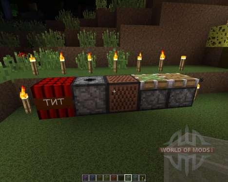 MarreSteik HD [32x][1.7.2] für Minecraft