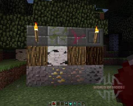 Dungeons [16x][1.7.2] pour Minecraft