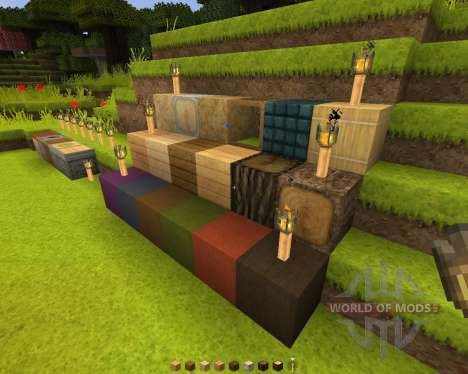 Willpack HD [32x][1.8.1] pour Minecraft