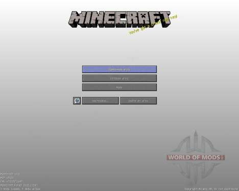 Gaming Is Life [16x][1.7.2] pour Minecraft