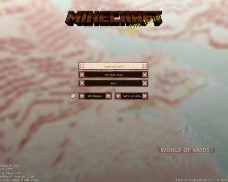 High on Sugar [16x][1.7.2] pour Minecraft