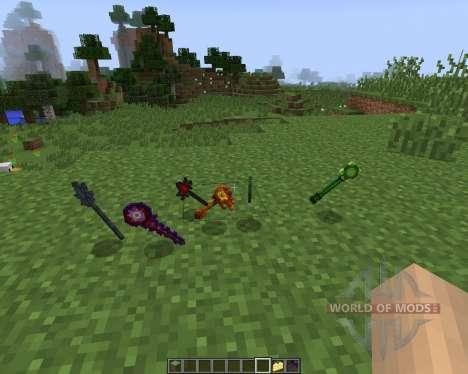 Lycanites Mobs [1.7.2] für Minecraft