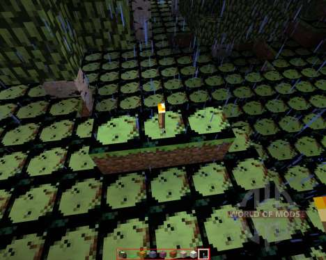 Jeffthekillercraft [16x][1.7.2] pour Minecraft