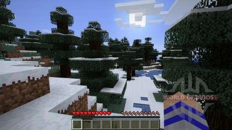 Télécharger Minecraft 1.6.4