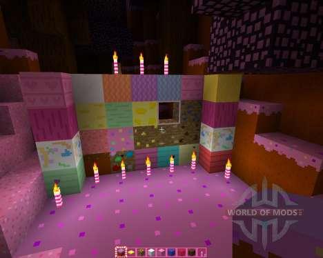 Pastelvision [32x][1.7.2] pour Minecraft