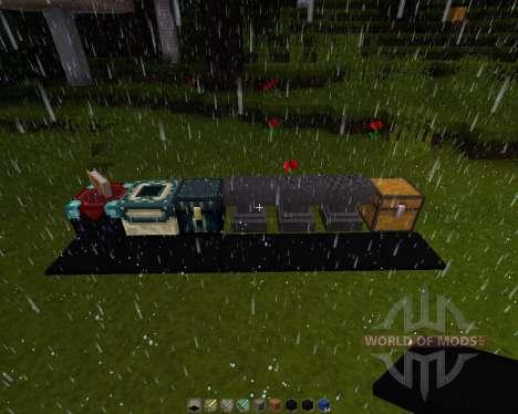 Rustics 128x [128x][1.8.1] pour Minecraft