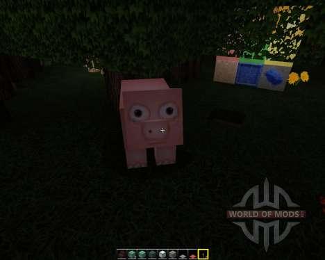Awake Realism [128x][1.8.1] pour Minecraft